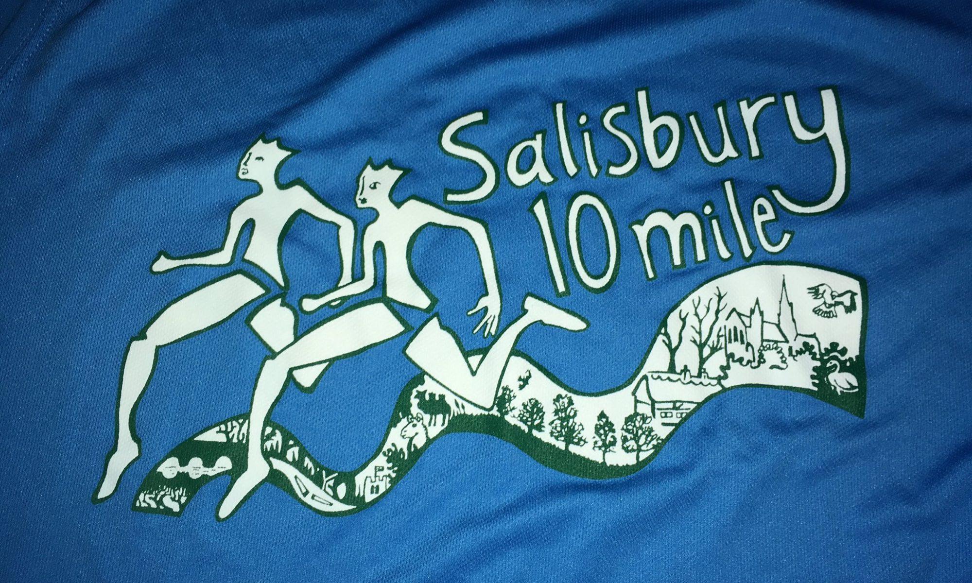 Salisbury 10 Tshirt