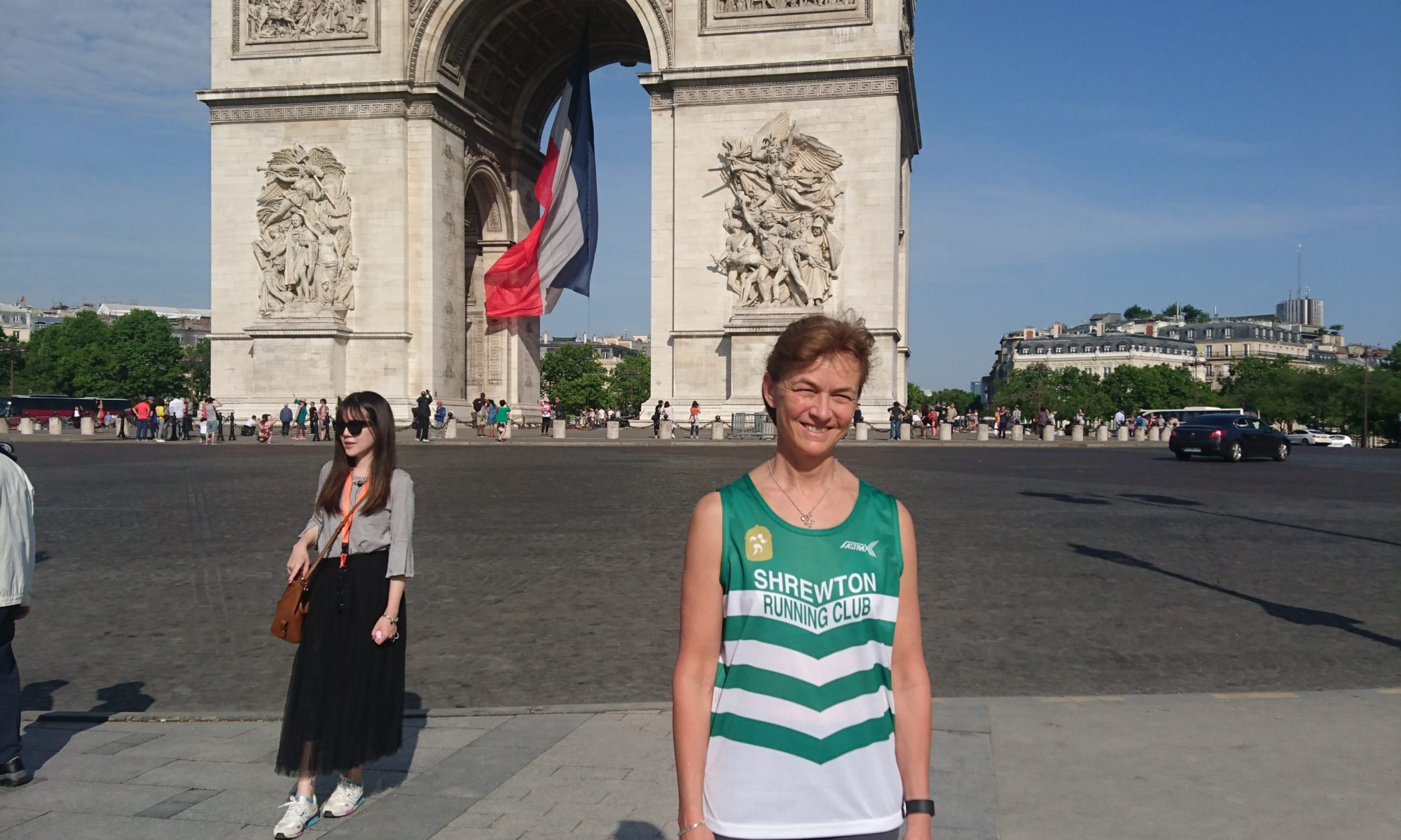 Dr Enid in Paris