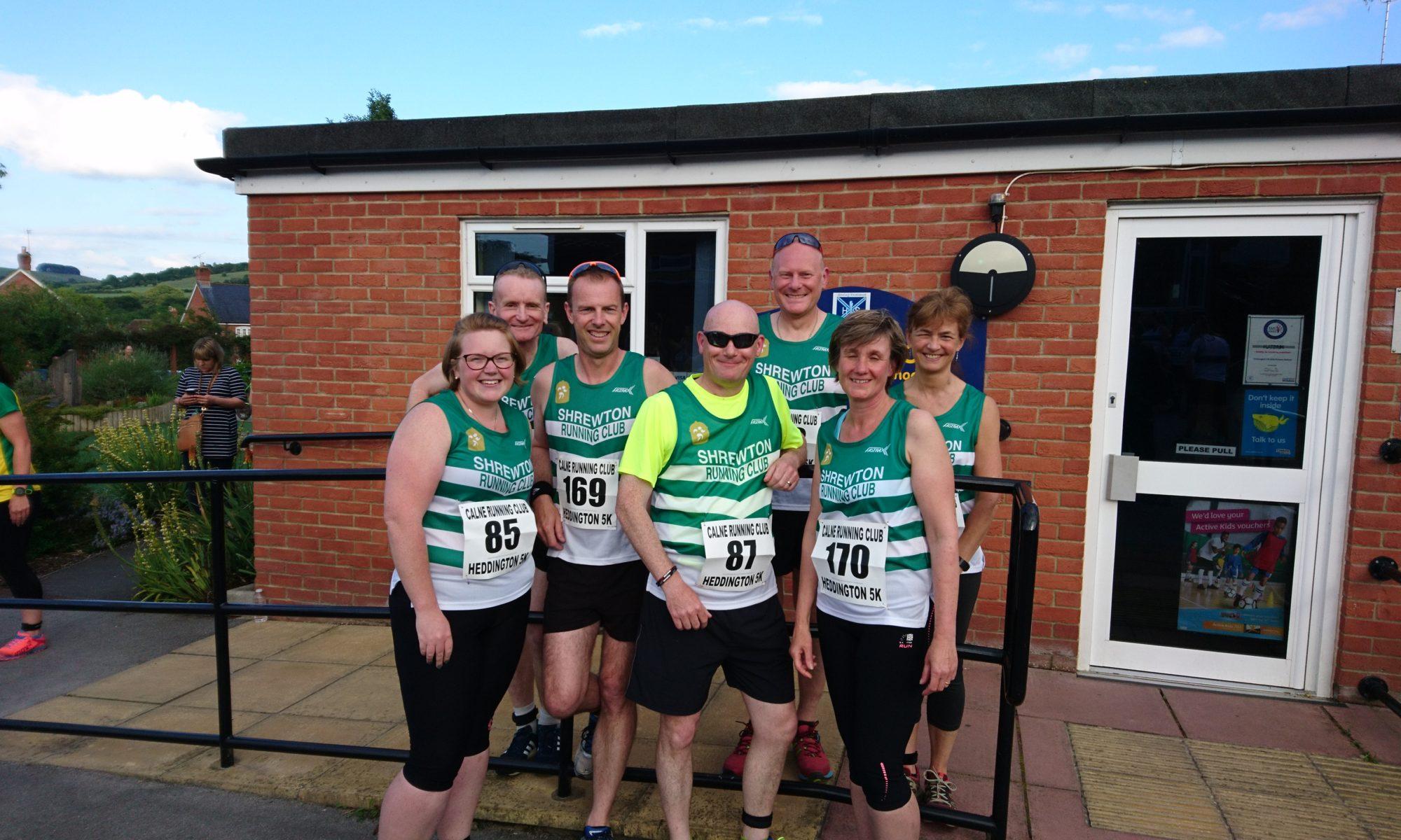 team shrewton at heddington