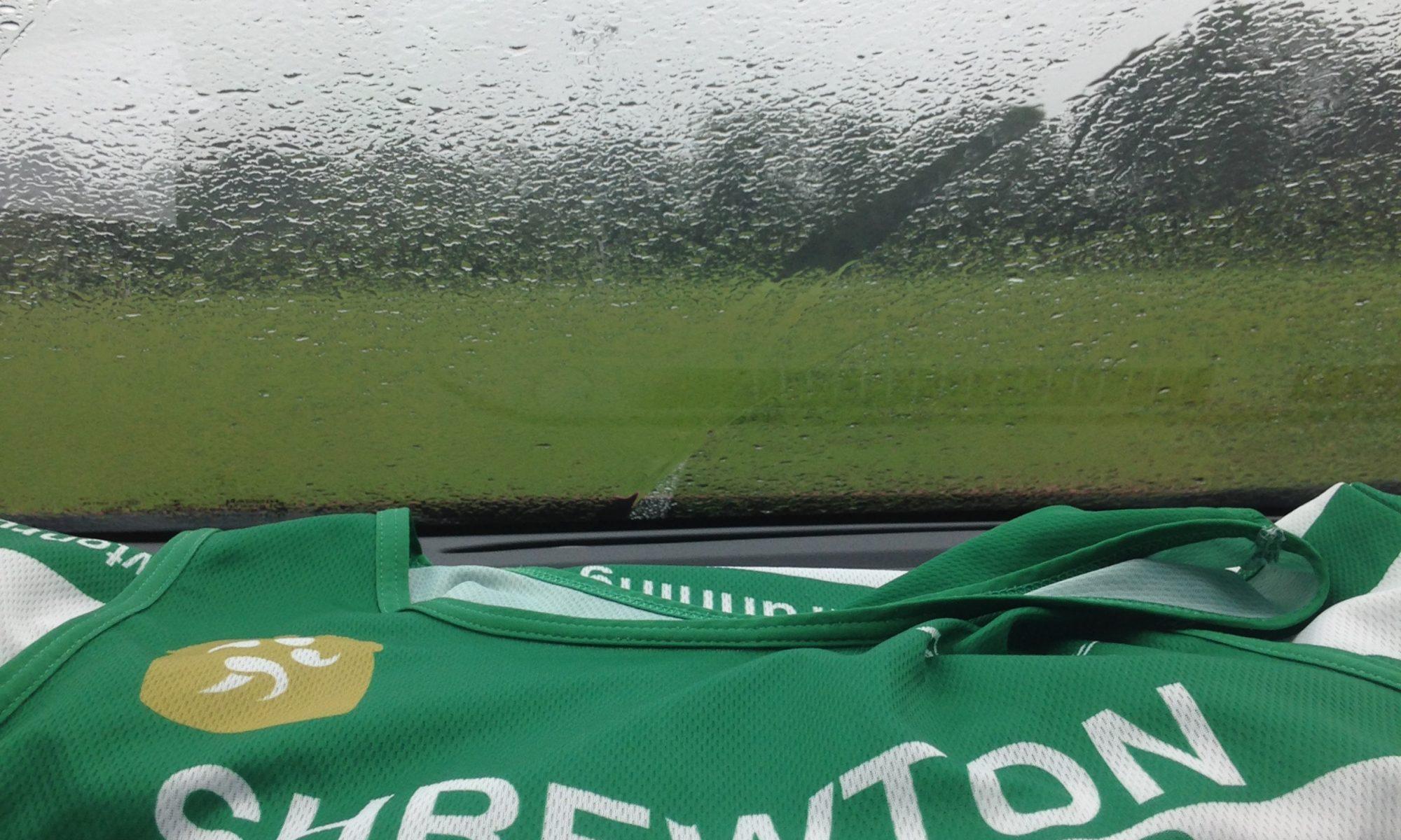 rain out of car windscreen