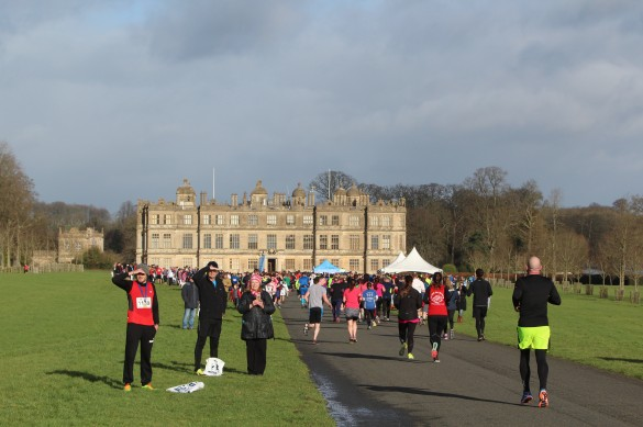 longleat house and runners