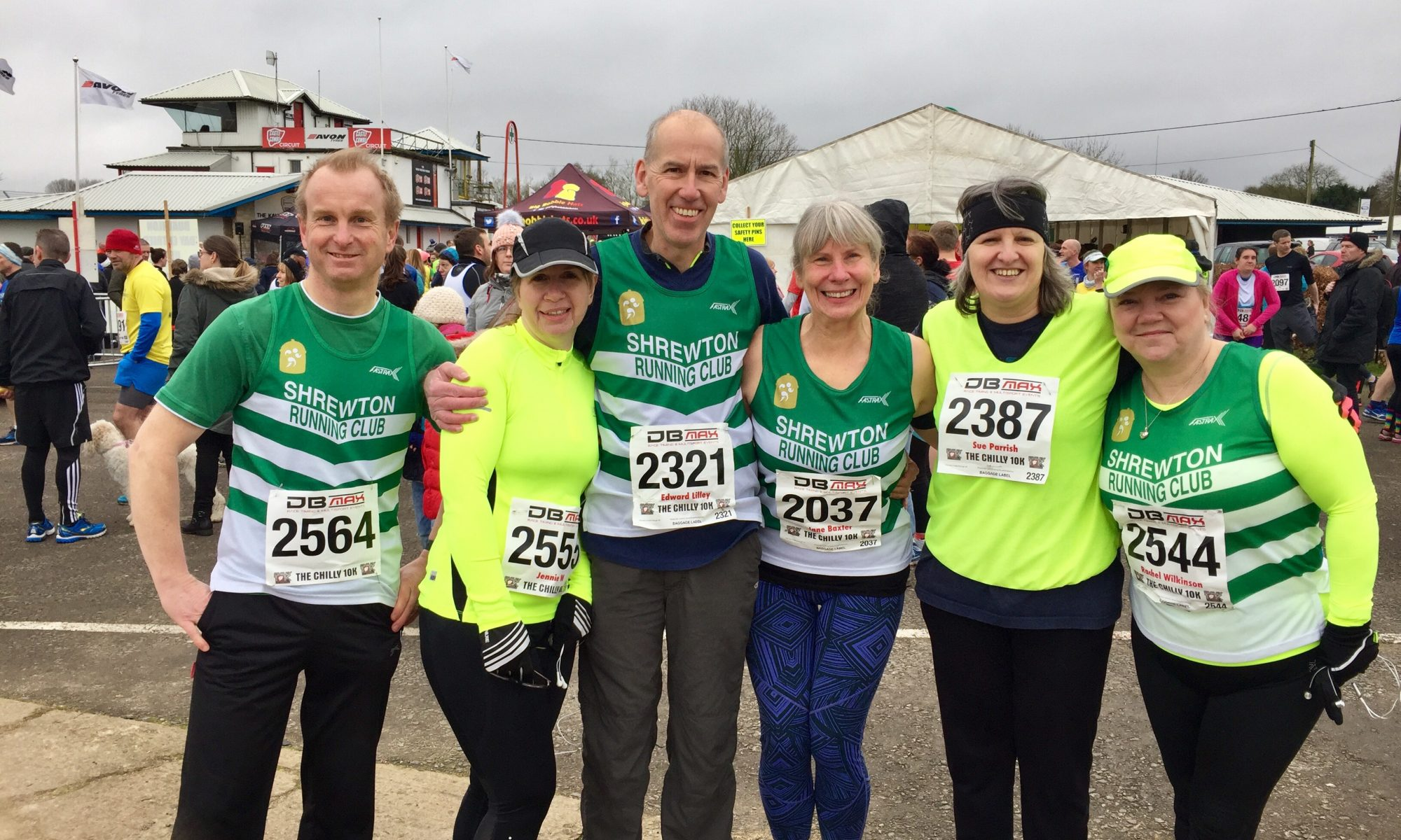 shrewton runners