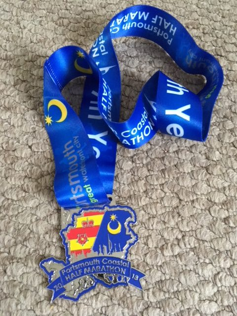 Finishers' Medal
