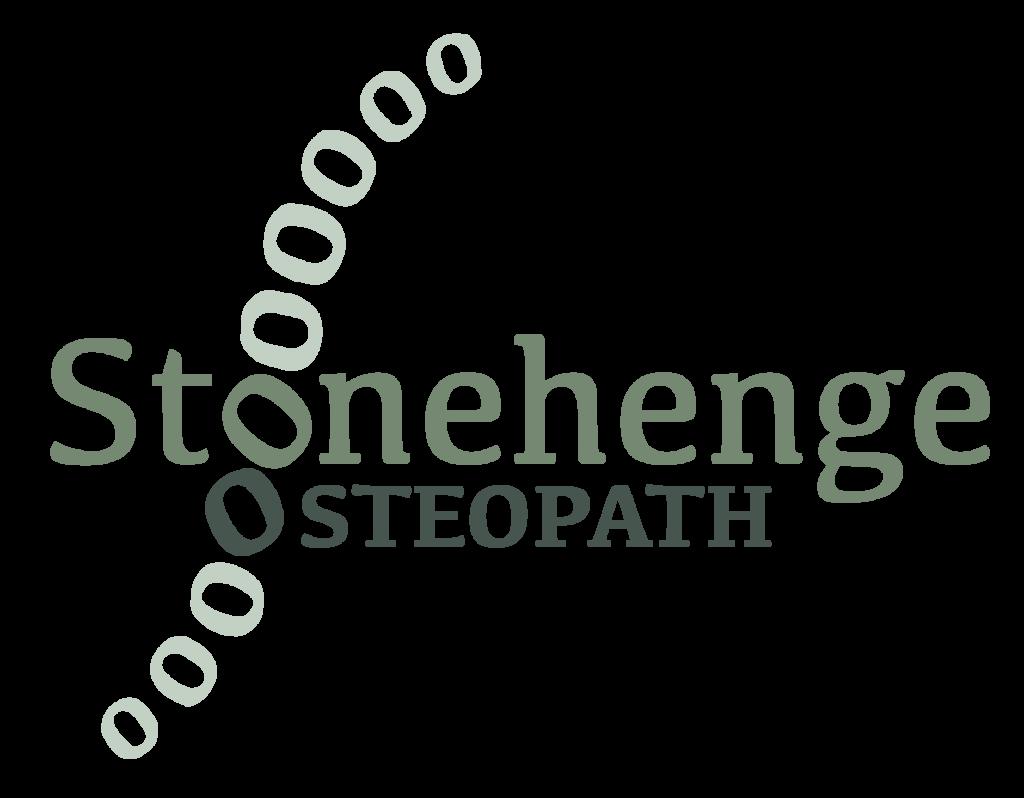 Stonehenge Osteopath logo