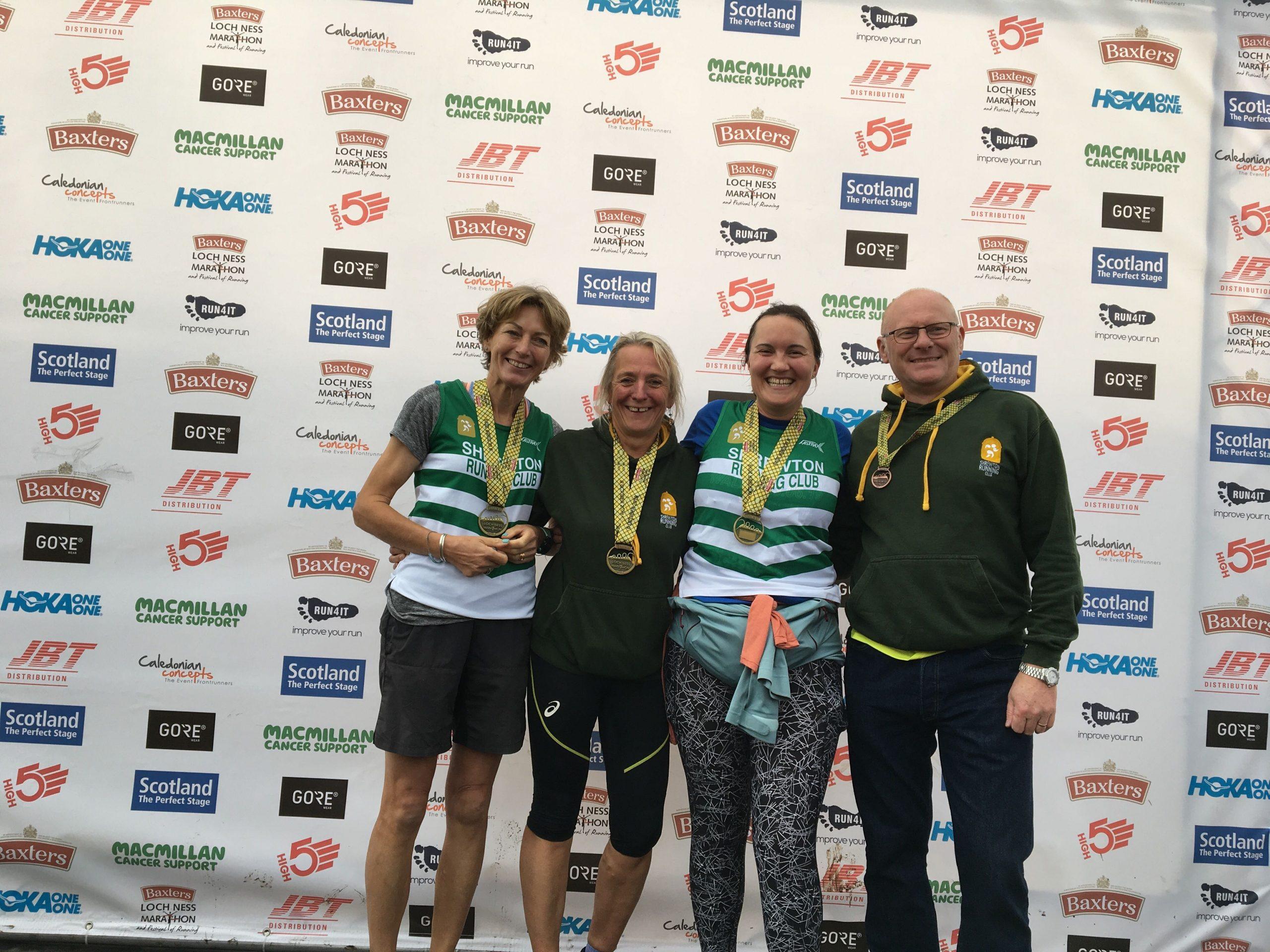 Loch Ness Marathon 2019